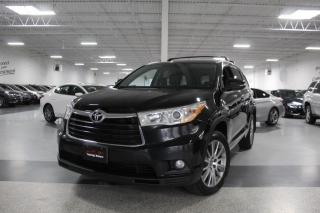 Used 2016 Toyota Highlander AWD 4DR XLE for sale in Mississauga, ON