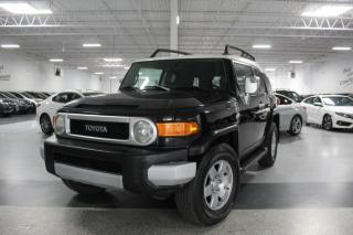 Used 2007 Toyota FJ Cruiser NO ACCIDENTS I RARE FIND I 4WD I 4.0L V6 I AS IS for sale in Mississauga, ON