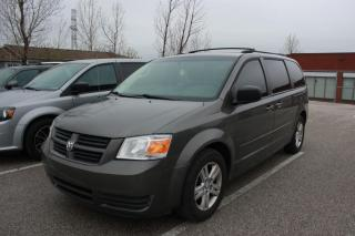 Used 2010 Dodge Grand Caravan FWD/V6/STOW'N'GO/AS IS/REARVIEW CAMERA/7-PASS for sale in Newmarket, ON