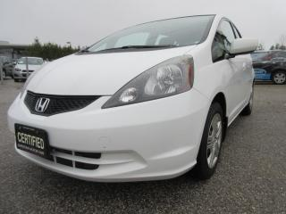 Used 2013 Honda Fit LX/ACCIDENT FREE for sale in Newmarket, ON
