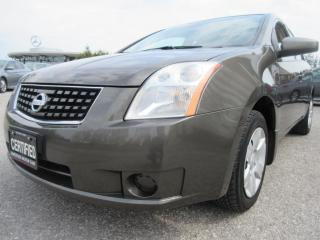 Used 2008 Nissan Sentra LOW MILEAGE for sale in Newmarket, ON