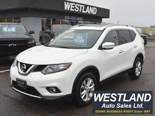 Used 2014 Nissan Rogue SV for sale in Pembroke, ON