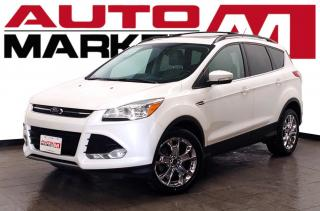 Used 2013 Ford Escape SEL Certified!Navigation!LeatherHeatedSeats!WeApproveAllCredit! for sale in Guelph, ON