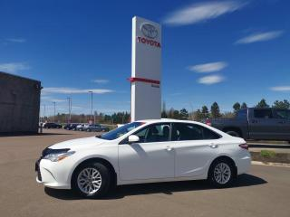 Used 2016 Toyota Camry LE for sale in Moncton, NB