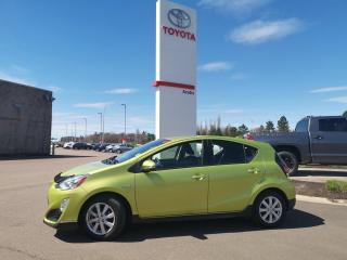 Used 2017 Toyota Prius c AIR CONDITIONING for sale in Moncton, NB