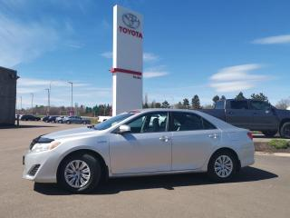 Used 2013 Toyota Camry HYBRID LE for sale in Moncton, NB