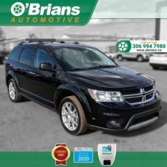 Used 2015 Dodge Journey R/T for sale in Saskatoon, SK