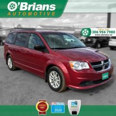 Used 2016 Dodge Grand Caravan SXT Premium Plus for sale in Saskatoon, SK