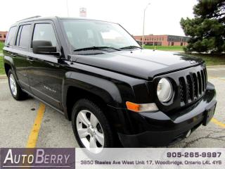 Used 2014 Jeep Patriot Sport 4WD for sale in Woodbridge, ON