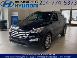 Used 2016 Hyundai Santa Fe Sport Limited for sale in Winnipeg, MB