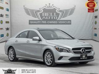 Used 2018 Mercedes-Benz CLA-Class CLA 250, AWD, NAVI,REAR CAM, PANOROOF, BLUETOOTH for sale in Toronto, ON