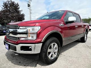 Used 2019 Ford F-150 LARIAT 2.7L | Blind Spot Detection | Cooled Seats | Navigation for sale in Essex, ON