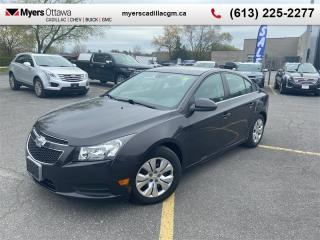 Used 2014 Chevrolet Cruze 1LT  - Bluetooth -  OnStar for sale in Ottawa, ON