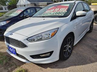Used 2017 Ford Focus SE for sale in Pembroke, ON