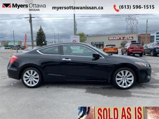 Used 2008 Honda Accord COUPE EX-L for sale in Ottawa, ON