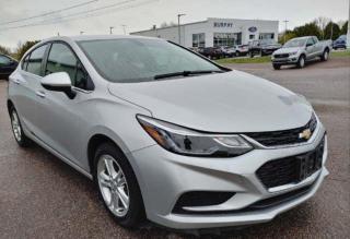 Used 2018 Chevrolet Cruze LT for sale in Pembroke, ON