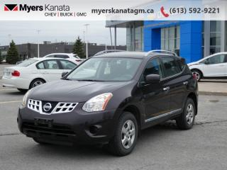 Used 2013 Nissan Rogue S  - Bluetooth - Low Mileage for sale in Kanata, ON