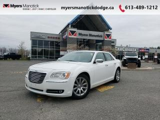 Used 2013 Chrysler 300 300C  - $156 B/W - Low Mileage for sale in Ottawa, ON
