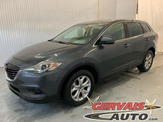 Used 2015 Mazda CX-9 GS Luxe Cuir Toit Ouvrant AWD V6 7 Passagers Mags *Traction intégrale* for sale in Shawinigan, QC
