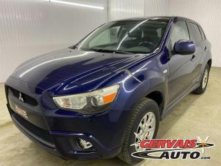 Used 2011 Mitsubishi RVR MAGS A/C CRUISE BLUETOOTH for sale in Shawinigan, QC