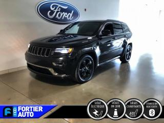 Used 2016 Jeep Grand Cherokee 4 RM 4 portes Overland for sale in Montréal, QC