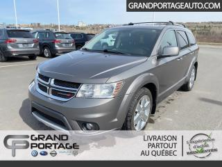 Used 2013 Dodge Journey Traction integrale 4 portes R/T **7 pass for sale in Rivière-Du-Loup, QC
