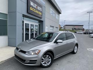 Used 2015 Volkswagen Golf 5dr HB Auto 1.8 TSI Trendline for sale in St-Georges, QC