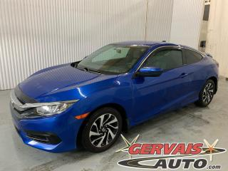 Used 2016 Honda Civic LX Mags Caméra A/C Bluetooth *Transmission Automatique* for sale in Shawinigan, QC