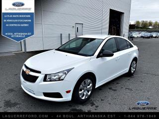Used 2014 Chevrolet Cruze 2LS berline 4 portes for sale in Victoriaville, QC