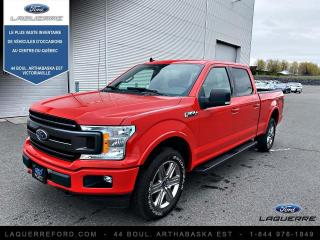 Used 2019 Ford F-150 XLT cabine double 4RM caisse de 6,5 pi for sale in Victoriaville, QC