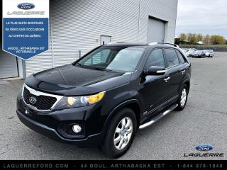Used 2012 Kia Sorento Traction intégrale 4 portes V6, boîte au for sale in Victoriaville, QC