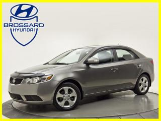 Used 2010 Kia Forte EX AIR CLIMATISÉ BLUETOOTH SIEGES CHAUFFANTS for sale in Brossard, QC