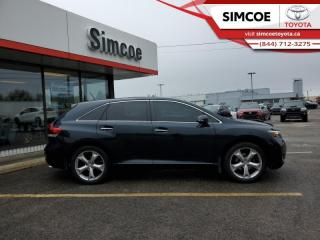 Used 2016 Toyota Venza AWD V6 LIMITED for sale in Simcoe, ON