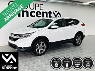Used 2019 Honda CR-V EX-L AWD ** GARANTIE 10 ANS ** Version luxueuse! for sale in Shawinigan, QC