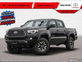 New 2021 Toyota Tacoma Trail  - In Bed Cooler -  Heated Seats for sale in High River, AB