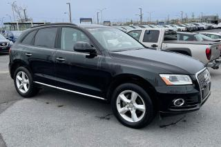 Used 2017 Audi Q5 QUATTRO CUIR TOIT MAGS for sale in St-Hubert, QC