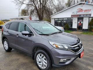 Used 2016 Honda CR-V EX for sale in Barrie, ON