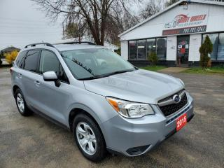 Used 2015 Subaru Forester 2.5i for sale in Barrie, ON