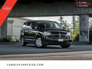 Used 2015 Dodge Grand Caravan Canada Value Package  Locally Driven/ 3 Month Powertrain Warranty for sale in Surrey, BC
