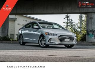 Used 2017 Hyundai Elantra GLS  Sunroof/ Backup/ Cold Weather Pkg/ Low KM for sale in Surrey, BC