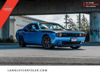 Used 2018 Dodge Challenger R/T  Single Owner/ Local/ Sound Group/ Performance Group for sale in Surrey, BC