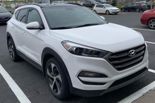Used 2016 Hyundai Tucson LIMITED AWD CUIR TOIT PANO MAGS NAV for sale in St-Hubert, QC