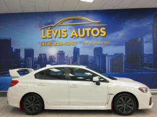 Used 2015 Subaru WRX SPORT TECH TOIT OUVRANT MANUEL AWD 268HP for sale in Lévis, QC