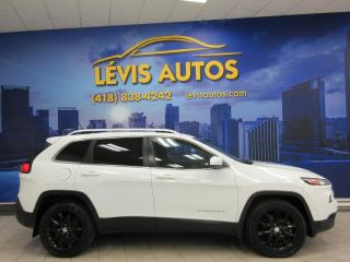 Used 2014 Jeep Cherokee NORTH 4X4 AUTOMATIQUE TOUT EQUIPE BANC&V for sale in Lévis, QC