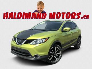 Used 2017 Nissan Qashqai SL AWD for sale in Cayuga, ON