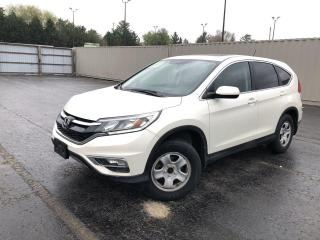 Used 2015 Honda CR-V EX AWD for sale in Cayuga, ON