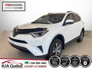Used 2018 Toyota RAV4 ** LE * AC *AWD * SIEGES CHAUFFANT * CRU for sale in Québec, QC