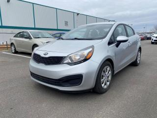 Used 2015 Kia Rio ** LX+ * AC* SIEGES CHAUFFANTS * CRUISE for sale in Québec, QC