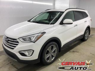 Used 2015 Hyundai Santa Fe XL Premium V6 AWD 7 Passagers mags A/C *Traction intégrale* for sale in Trois-Rivières, QC