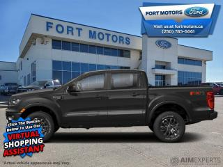 New 2021 Ford Ranger Lariat  - B&O 10-Speakers -  Navigation - $358 B/W for sale in Fort St John, BC